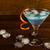 coquetel · azul · escuro · partes · férias · água - foto stock © tasipas