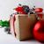 srebrny · symbolika · christmas · drzewo · dekoracje · liści - zdjęcia stock © tasipas