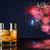 fogos · de · artifício · noite · céu · ao · ar · livre - foto stock © tasipas