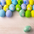 easter · eggs · copia · spazio · pastello · colorato · bianco · legno - foto d'archivio © TasiPas