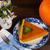 plakje · pompoen · taart · zoete · aardappel · artistiek · foto - stockfoto © tasipas