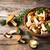 nyers · étel · fonott · kosár · étel · gyümölcs · háttér - stock fotó © tasipas