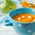 romig · pompoen · soep · Blauw · kom · squash - stockfoto © tasipas