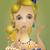 képeslap · születésnap · fiatal · hercegnő · első · évforduló - stock fotó © tatiana3337