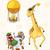 открытки · рождения · день · рождения · жадный · жираф - Сток-фото © tatiana3337