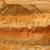 fal · homok · kilátás · rétegek · építkezés · háttér - stock fotó © tatiana3337