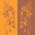 femme · chiffre · silhouette · décoratif · fleur · texture - photo stock © tatiana3337