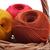 yarn for knitting in a basket stock photo © tatik22