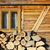 firewood near a lodge stock photo © taviphoto