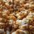 caramelo · milho · isolado · preto · comida · filme - foto stock © teamc