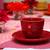 meninas · chá · festa · vermelho - foto stock © TeamC