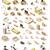 izometrikus · iroda · belső · szett · asztal · modern - stock fotó © tele52