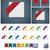 vector ribbons stock photo © tele52