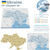 Ucrânia · mapa · Rússia · guerra · europa · exército - foto stock © tele52