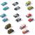 izometrikus · mentő · autó · 3D · felső · kilátás - stock fotó © tele52