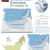 mapa · do · mundo · ilustração · gps · símbolos · dobrado · papel - foto stock © tele52