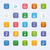 archivo · tipo · icono · Internet · web · presentación - foto stock © tele52