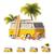 realista · viaje · turismo · vector · transporte - foto stock © tele52