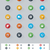 ショッピング · セット · 単純な · インターネット · デザイン - ストックフォト © tele52