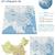 cartografia · icona · Cina · mappa · bandiera · vettore - foto d'archivio © tele52