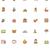 olajipar · ikon · gyűjtemény · ikonok · ipar · olaj · diagram - stock fotó © tele52