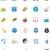 ハンドボール · フィールド · セット · 詳しい · 実例 · フィールド - ストックフォト © tele52