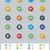 セット · 単純な · インターネット · デザイン - ストックフォト © tele52