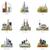New · York · icon · vector · stad · landschap - stockfoto © tele52