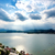 view over an austrian lake stock photo © tepic