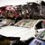 velho · carros · carro · reciclagem · metal · indústria - foto stock © tepic