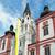 паломничество · Церкви · известный · снизить · Австрия · небе - Сток-фото © tepic