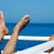férias · cruzeiro · branco · porta · Turquia · oceano - foto stock © tepic