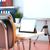 3D · workshop · projector · scherm · kantoor - stockfoto © texelart