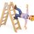 bouwvakker · vallen · werk · Blauw · werknemer · hoed - stockfoto © texelart