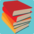 kitap · ikon · kare · basit · örnek - stok fotoğraf © Theohrm