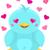 super · pinguin · illustratie · kunst · vogel - stockfoto © theohrm