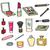 Cartoon Cosmetics Set stock photo © Theohrm