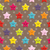 Kawaii Stars Seamless Background stock photo © Theohrm