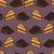 fatias · bolo · sem · costura · telha · desenho · animado · chocolate - foto stock © Theohrm