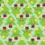 Seamless Cartoon Kawaii Christmas Tree Background stock photo © Theohrm