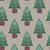 sem · costura · árvore · de · natal · telha · 3D · dobrado · papel - foto stock © Theohrm