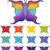 invázió · pillangók · szett · tíz · tarka · szépség - stock fotó © theohrm