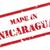 Nicaragua Stamp stock photo © THP