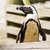 african penguin on boardwalk stock photo © thp