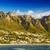 Cidade · do · Cabo · África · do · Sul · cidade · montanha · oceano · tabela - foto stock © thp