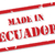 Ecuador Stamp stock photo © THP