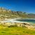 Cape · Town · tablo · dağ · panorama · ufuk · çizgisi · görmek - stok fotoğraf © thp