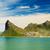 hout bay landscape stock photo © thp