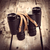 öreg · látcső · izolált · fehér · szem · sport - stock fotó © thp