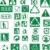 recycle vector symbol stamp stock photo © tiero